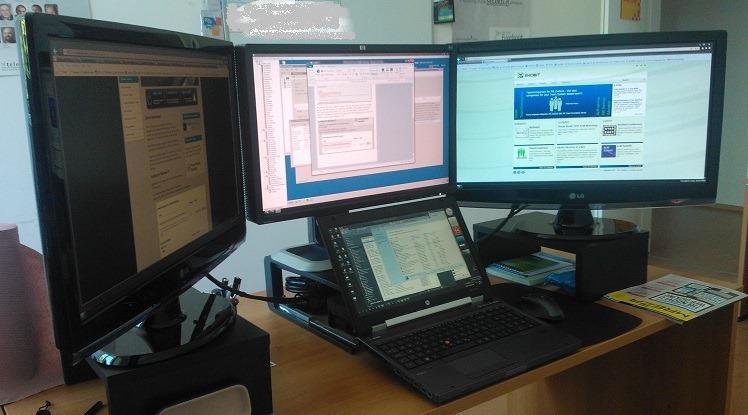 Windows 8 RP on HP 8560w Elitebook | Admin troubles by Romeo
