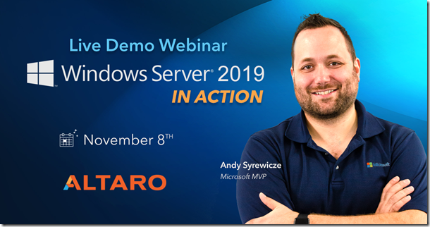 Altaro - live Demo Webinar - Windows Server 2019 In Action -1200x628-no-cta[1]